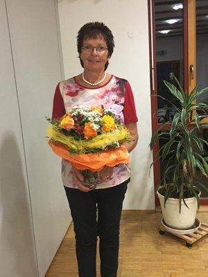 Doris Schindler 12.10.2018